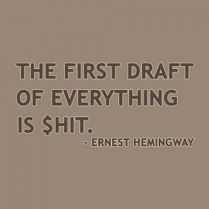Hemingway knew some things.