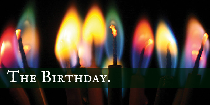 The Birthday – Flash Fiction
