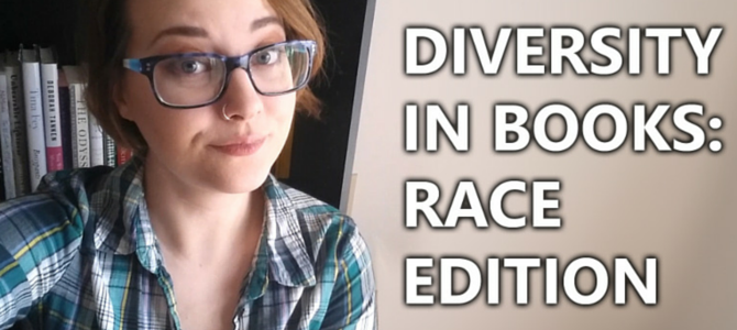 VIDEO: Diversity in Books: Race Edition