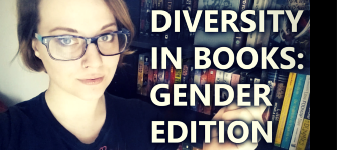 VIDEO: Diversity in Books: Gender Edition